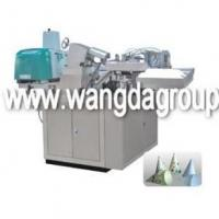 Buy cheap Automatic Water Paper Cone Cup Machine(WD-PCC-M) from wholesalers