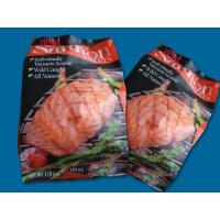 China Frozen Salmon Fish  Wild Alaska Salmon Fillets in Package wholesale