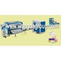 China Automatic Face Tissue Production Line wholesale