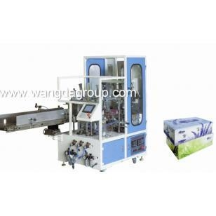 Quality Full Automatic Facial Tissue Carton Box Sealing Machine( WD-FT-CBSM1) for sale