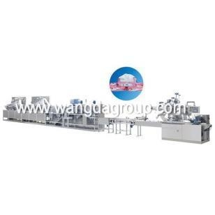 Quality Full Auto Wet Tissue Machine (WD-WT-40-100I) with 40-100Pieces Per Package for sale