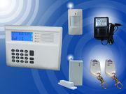China LCD burglar alarm system wholesale