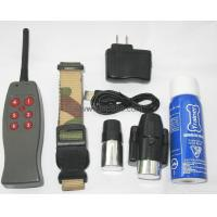 China K-718 Remote Spray Dog Training Collar-Bark Stop Collar without any Shock K-718 wholesale