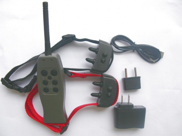 Quality Small/Medium/Big Dog Remote Training Collar for 2 Dogs-Rechargeable Version for sale