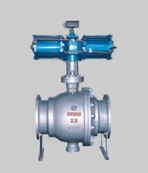 Quality MQ647AF Pneumatic Discharge ball valve for sale