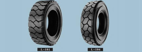 Quality Forklift Industrial Tire for sale