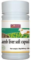 Quality Lamb Liver Soft capsule for sale