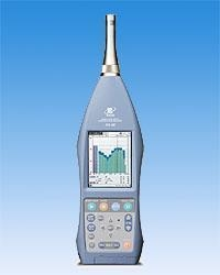 Quality Sound Level Meter and 1/3 octave band real-time analyzer for sale