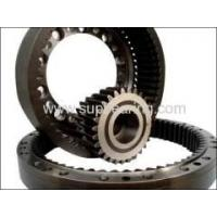 Slewing ring gear ring
