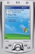 China PDA and Pocket PC HP iPAQ Pocket PC H2215 GG_FA159A on sale