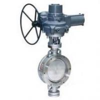 Buy cheap Butterfly D973H electric clip-seal butterfly valve from wholesalers