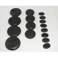 China Zabrina 16 Pcs Professional Large Massage Stone Set Basalt Hot Rocks Stones wholesale