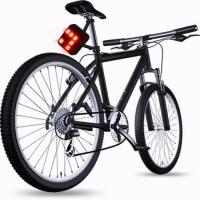 China LED Smart Rear Light for Bicycle wholesale