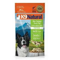 K9 Natural Freeze Dried Topper Lamb Green Tripe 2oz