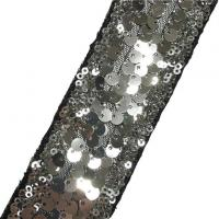 China Sequin Lace Trims on sale