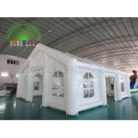 Inflatable Party Tent Item No.: White Wedding Tent-4
