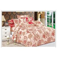 Delenburg style luxury bedding set 4pc duvet cover bed sheet +cushion covers Chinese supplier
