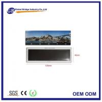 China Travel Gift Picture Printed Photo Tinplate Magnets wholesale