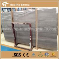 China Grey Wood Grain Silk Georgette Marble with Own Factory and Own Quarry wholesale