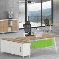 GLP01 Ergonomic Office Desk as Ellipse Series Contemporary Commerical Furniture On Sale
