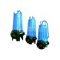 China Submersible Non-clogging Sewage Pump Series on sale