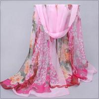 Fashion Scarves Multi Colors Pretty Cheap Summer Scarves for Sale Model: SFSNQFQ052
