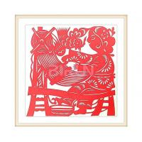 Buy cheap Paper Cutting Number: J049 from wholesalers