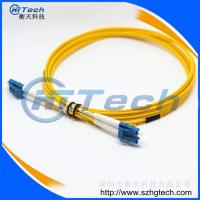 Buy cheap Dual LC to LC Fiber Patch Cord Singlemode from wholesalers