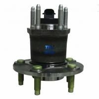 Buy cheap Auto rear wheel hub for american car BR930430 with ABS sensor from wholesalers