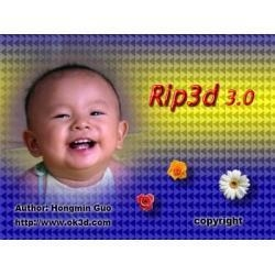 China rip 3d merging and color separation software
