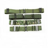 China Different color PP materials wide belt military belt tactica wholesale