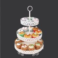 Buy cheap WD1612 CUPCAKE STAND WITH POWDER COATING WD1612 from wholesalers
