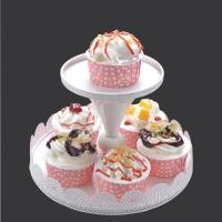 Buy cheap WD1614 CUPCAKE STAND WITH POWDER COATING WD1614 from wholesalers