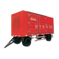 Buy cheap Trailer self-priming mobile pumping station from wholesalers