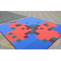 Buy cheap Interlocking Floor Tiles (As Playground Safety Surface) from wholesalers