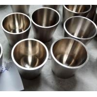 China Customized Metal Products Non-ferrous Metal Crucible wholesale