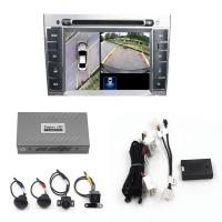 Buy cheap 360 Car Camera System 2D 1080P 360 Around view car camera system from wholesalers