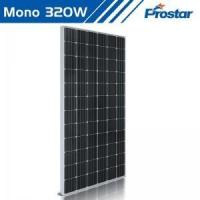 Buy cheap Best selling 72 cells 36v mono 320w solar module for solar power system home from wholesalers