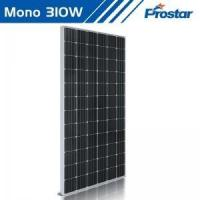 Buy cheap Prostar 310w mono solar panel 72cells for solar system and solar project from wholesalers