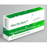 Buy cheap One-step Accurate Influenza A &B Rapid Test from wholesalers