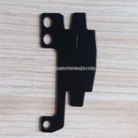 Buy cheap 1.5mm Carbon Steel Stamping 3 Holes Bracket from wholesalers