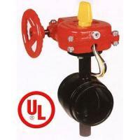 Buy cheap UL FM Grooved Type Butterfly Valves from wholesalers