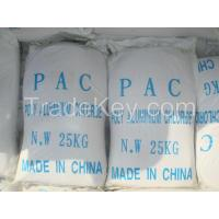 Buy cheap PAC Polyaluminium Chloride Water Treatment Chemical from wholesalers