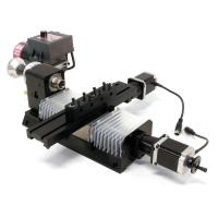 Buy cheap CNC Chucker Lathe with driver box from wholesalers