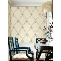 China Precision embroidery seamless wall covering on sale