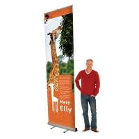Buy cheap Giraffe Tall Banner Stand from wholesalers
