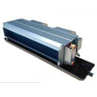 China Fan coil horizontal type chilled water 4 pipe fan coil on sale