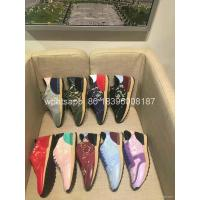 China Wholesale newest Sneaker High Quality Original Valentino genuine leather shoes wholesale