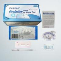 China Self testing ovulation LH Rapid Test Cassette with CE wholesale