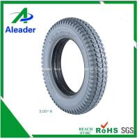 China 3.00-8 Power Wheelchair Tires PU Solid Tyres wholesale